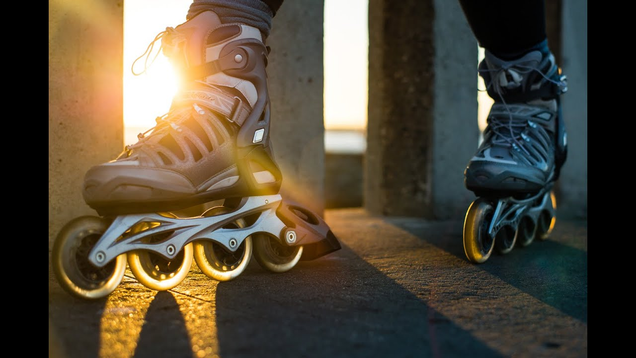 The Best Rollerblading - (2015) - YouTube