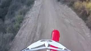 Hollister hills long hill climb