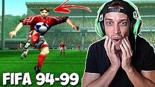 Еволюцията на... FIFA (94-99)
