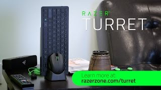 R101 | Razer Turret - Wireless Gaming-Grade Mouse/Keyboard Combo