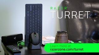 R101 | Razer Turret - Wireless Gaming-Grade Mouse/Keyboard Combo