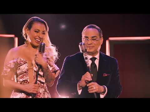 Maía y Gilberto Santa Rosa - Lo que yo quiero - (Video Oficial) Salsa Romántica