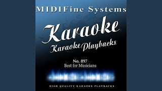 Everything About You (Originally Performed By Ugly Kid Joe) (Karaoke Version)