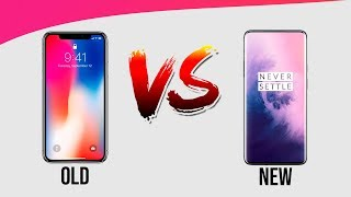 Old iPhone vs New Android Smartphone ⚡Which One To Choose???