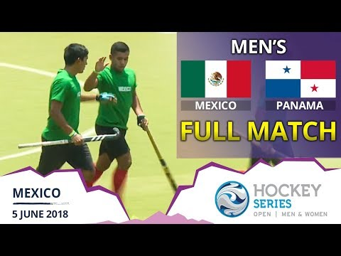 Mexico v Panama | Men's Hockey Series Open | FULL MATCH