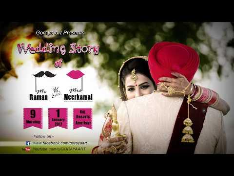 Best Punjabi Sikh wedding Highlight 2017