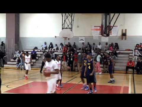 Kani Coles Boys Basketball   Combo Forward   Edmondson Westside 2015