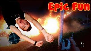 Far Cry 3 - Chasse au lance flamme, attaque de base FAIL, forêt en feu, bref Far Cry !