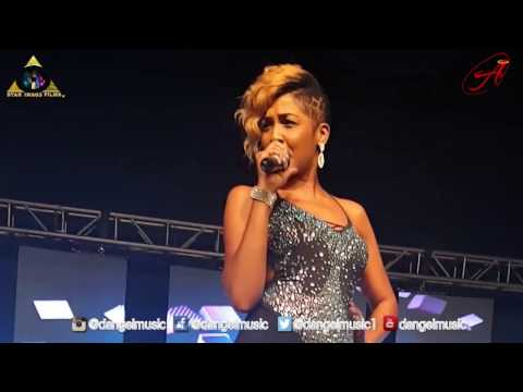 D'Angel Live Performance @ Fashion Face Of The Caribbean 2017