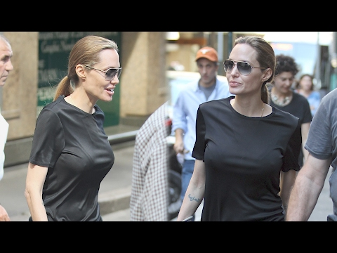 Angelina Jolie: 'I Am Coping' and 'We Will Always Be a Family' | Splash News TV