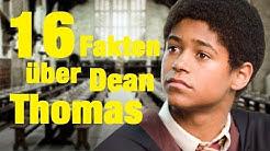 16 FAKTEN über Dean THOMAS