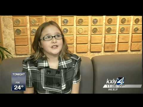 9-year-old donates Christmas gift to Shriners Hospital