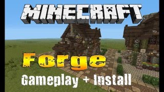 How to install minecraft forge 1 9