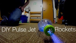 Easy Diy Pulse Jet Rockets