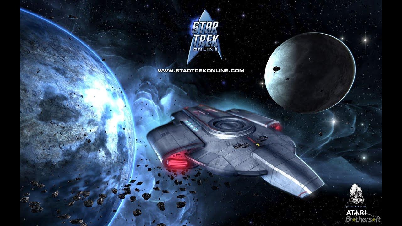 star trek online free download pc