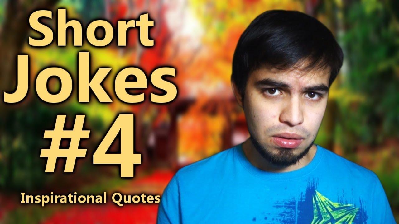 Inspirational Quotes - Short Jokes #4 - YouTube