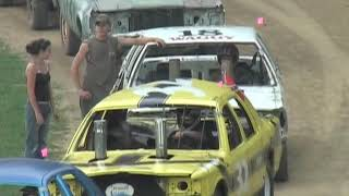 Demolition Derby Marietta Ohio 06 04 2011