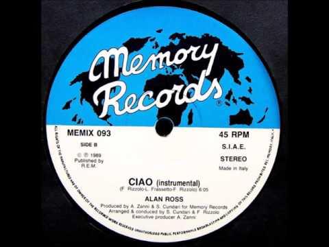 Alan Ross - Ciao (instrumental) 1989