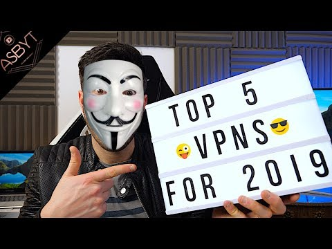 BEST VPN 2019!!! - TOP 5 Services!