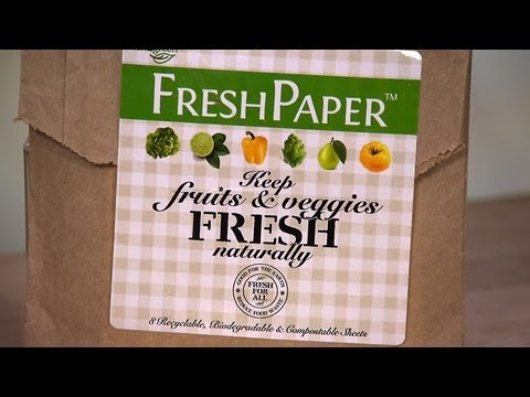 does fresh paper make produce last longer consumer reports youtube