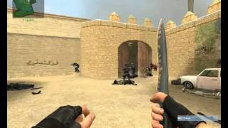 CZ Gameplay Counter Strike Source Amatér