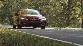 2016 Honda Accord EX-L Coupe Review - AutoNation