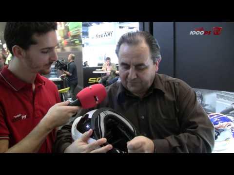 Scorpion Helme 2013 - Details & Interview - EICMA 2012