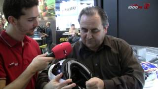 Scorpion Helme 2013 - Details & Interview - EICMA 2012