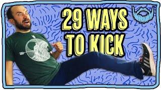 29 Ways To Kick