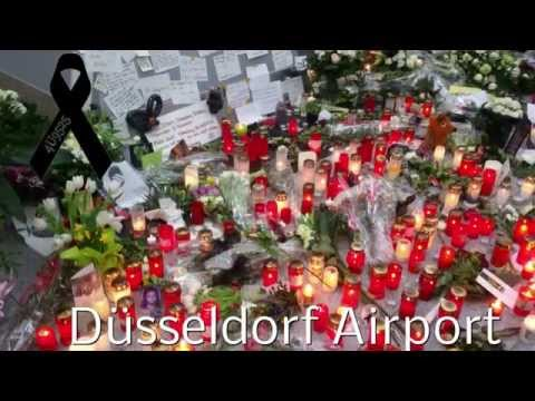 In Memory Of The Victims Of The Plane Crash D-AIPX Germanwings-Flight 4U9525 [FULL HD]