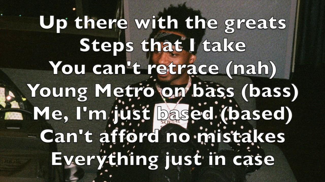 Metro Boomin ft. Offset & Drake - No Complaints (Lyrics ...