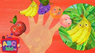 Finger Family (Fruits Version)   CoComelon Nursery Rhymes & Kids Songs