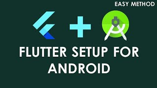 Flutter Setup On Android Studio