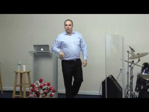 Culto 8 de Maio 2016 (Mensagem Pastor Max) Parte  2