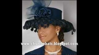 Designer Church Hats - Sunday Best