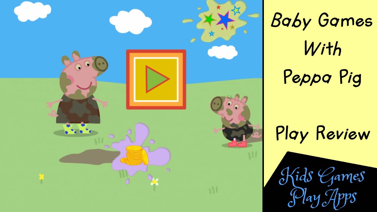 baby games with peppa pig game app free download pepper pig