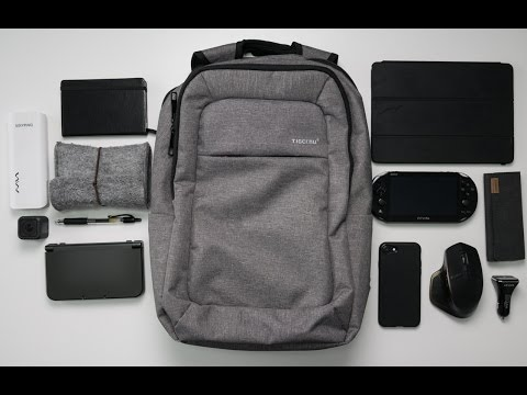What's In My Tech Bag (EARLY  2017!)