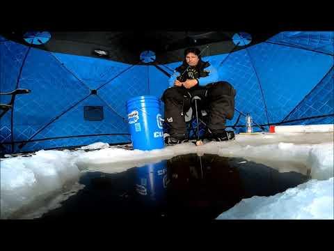 Ice Fishing For Smelt Jan 2 2020