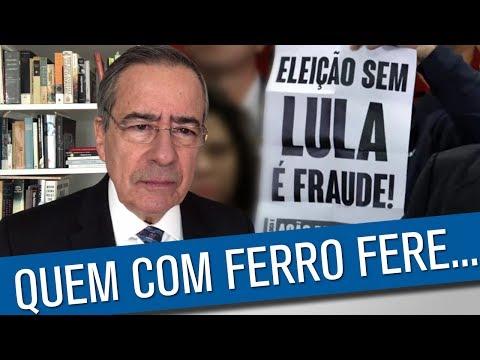 Lula-2018 virou Moro do avesso