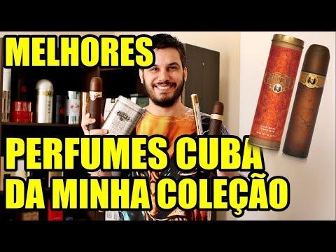 PERFUMES CUBA - Os Melhores da Minha Coleção