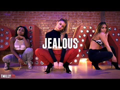 Kehlani - Jealous - Choreography by Delaney Glazer - TMillyTV