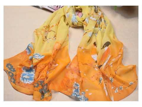 Http://jewelryscarfcanada.com/ Elegant Silk Scarves Wholesale Canada