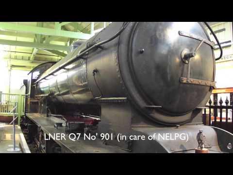 Head Of Steam: Darlington Railway Museum (50 Subscriber Special) - 9th October 2013