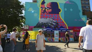 Montréal, an artsy and cultural metropolis