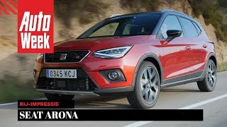 Seat Arona - AutoWeek Review