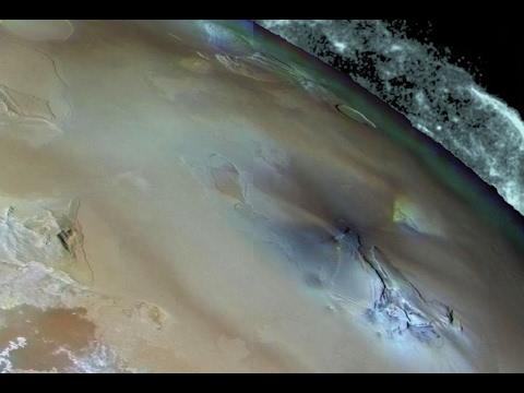 Hot Stuff! Jupiter's Moon Io