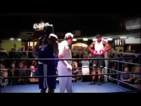 Anthony Joshua vs Dillian Whyte