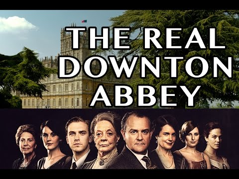 The Real Downton Abbey: Inside Highclere Castle