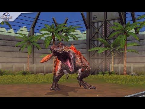 Jurassic World: Das Spiel #220 Lythronax Lvl.40!! [Ger/HD] | Marcel