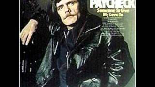 Watch Johnny Paycheck Its Only A Matter Of Wine video
